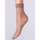 Носки женские NN 02 20 den цвет бежевый (glace gul), р-р универсальный (UNI)