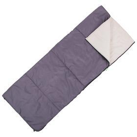 Спальный мешок одеяло Standart 200, 190 х 75, +5/+20С, бязь/Taffeta 190, термофайбер, СО2, цвета МИКС