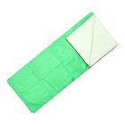 Спальный мешок одеяло Standart 150 ХХL, 190х75, +5/+20С, бязь/Taffeta 190, термофайбер СО1,5   34074