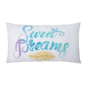 Подушка декоративная 'Этель' Sweet Dreams 40х70 см, 100% хлопок, синтепух Ош