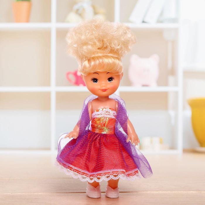 Кукла «Крошка Сью» праздничная, 3 вида - фото 106526210