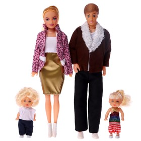 A set of dolls