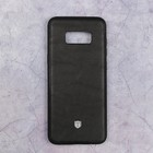 Чехол Activ T Leather SM-G955 для Samsung Galaxy S8 Plus, черный
