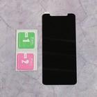 Защитное стекло Activ для Apple iPhone X, черное/прозрачное