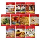 """Комплект предметных тетрадей """"Красный стиль"""" 48 листов, 10 предметов"""