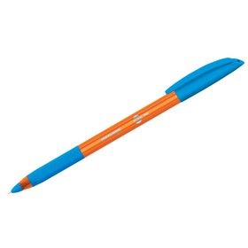 Ручка шариковая Berlingo Skyline, стержень светло-синий, узел-игла 0,7 мм