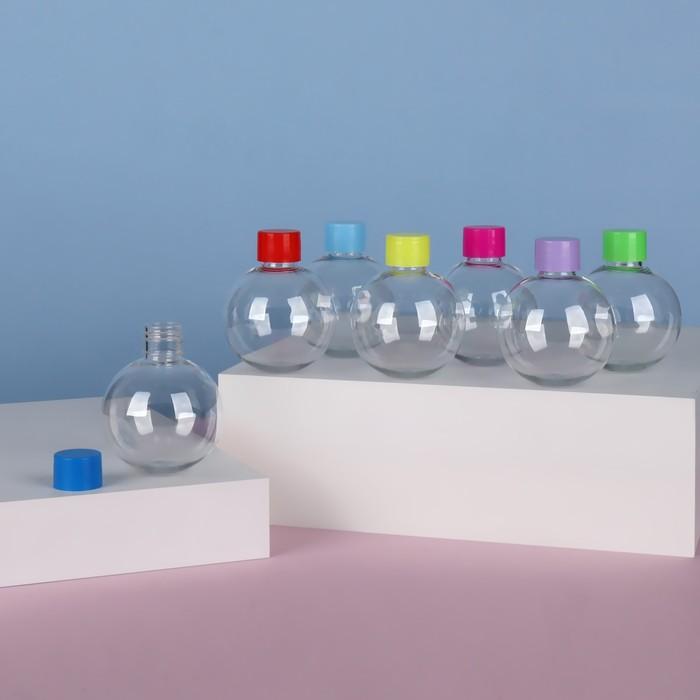 Бутылочка для хранения, 90мл, цвет МИКС