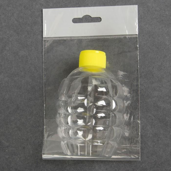 """Бутылочка для хранения """"Граната"""", 225мл, цвет МИКС"""