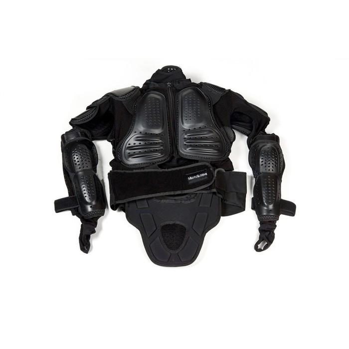 """Мотозащита """"Черепаха"""" YW-005, размер XL, черный"""