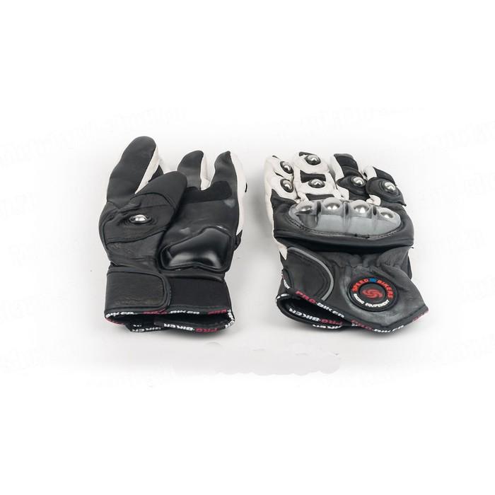 Перчатки Мото MCS-28, размер XL, черно-белый