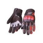 Перчатки Мото MCS-27, размер L, черно-красный