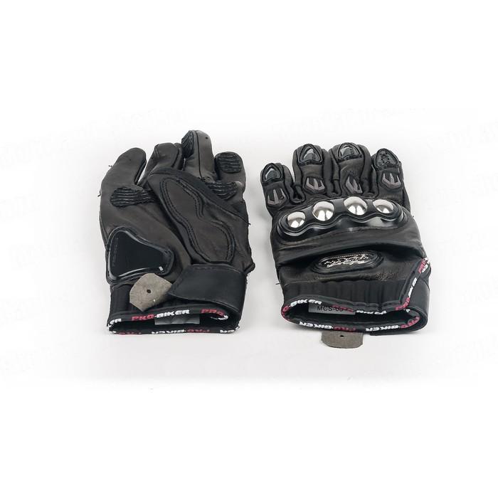 Перчатки Мото MCS-06, размер L, черный
