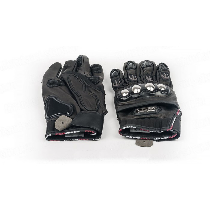 Перчатки Мото MCS-06, размер M, черный