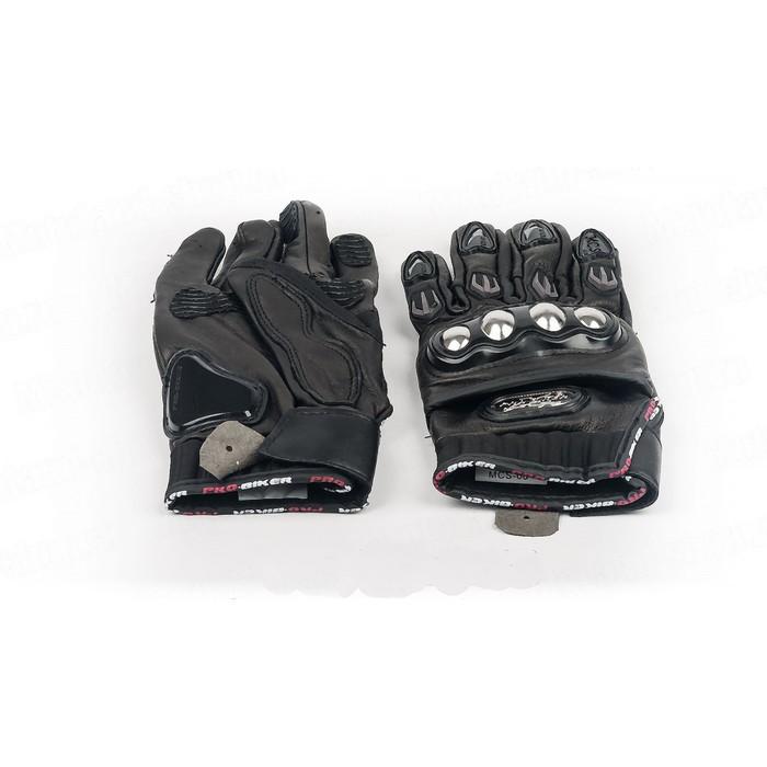 Перчатки Мото MCS-06, размер XL, черный