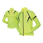 Куртка мотоциклетная, HIZER 537, текстиль, размер L, салатовый