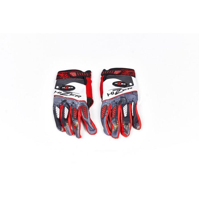 Перчатки, текстиль, HIZER 404, размер L, черный