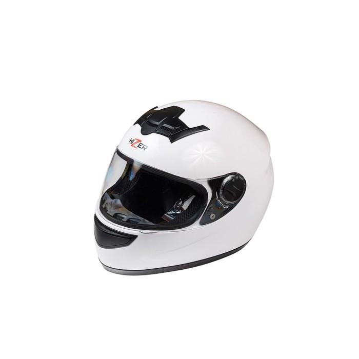 Шлем HIZER 523-1, размер S, белый