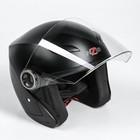 Шлем HIZER 219-2, размер S, черный матовый