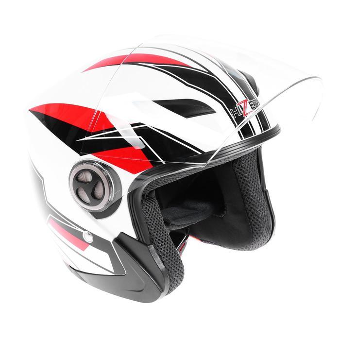Шлем HIZER 219-1, размер L, белый