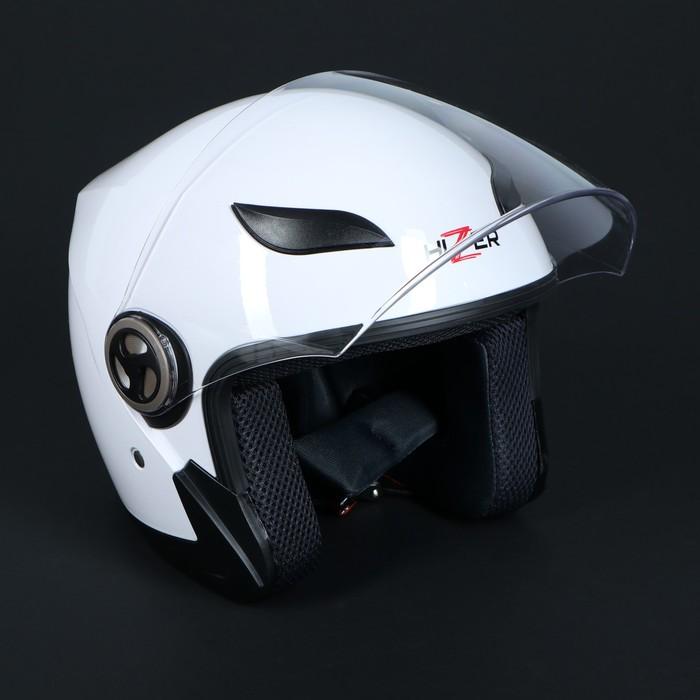 Шлем HIZER 219-1, размер S, белый