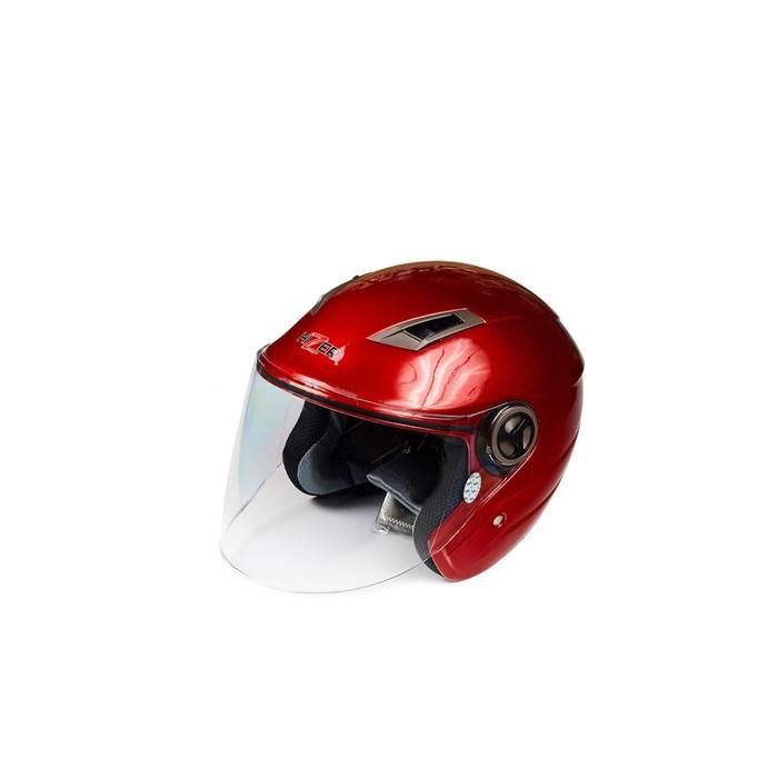 Шлем HIZER 218-2, размер S, красный
