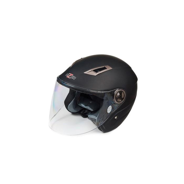 Шлем HIZER 218-1, размер S, черный матовый