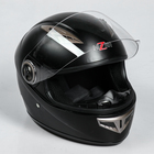 Шлем HIZER 527-2, размер M, черный матовый