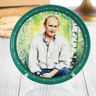 "Тарелка, керамика ""Путин"""