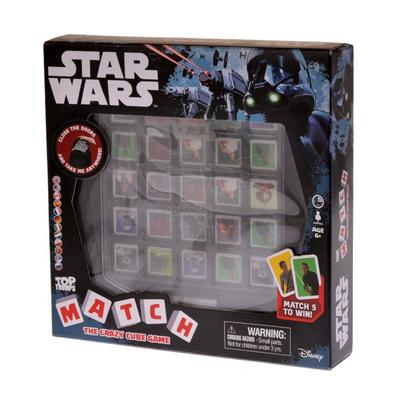 Настольная игра «Звёздные Войны. Star Wars Match»