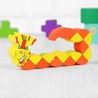 Головоломка-змейка «Жираф», малая