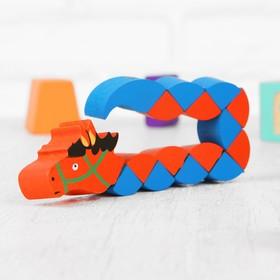 Головоломка-змейка «Лошадка», малая