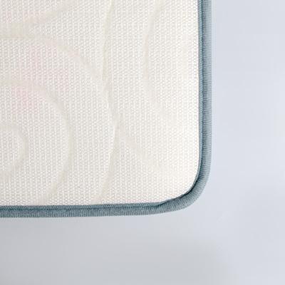 Коврик «Шиповник на камнях», 50×80 см
