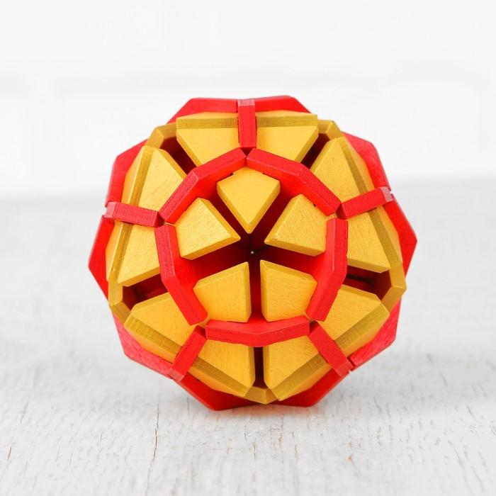 Головоломка Игры разума «Китайский треугольник»