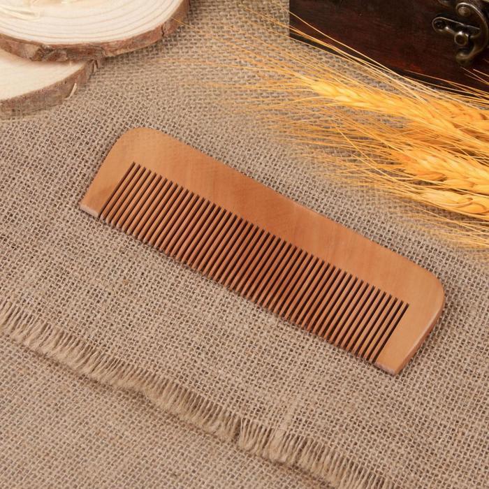 Расчёска-гребень, деревянная