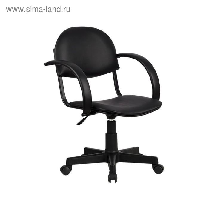 Кресло MP-70 PL, искусственная кожа, чёрное