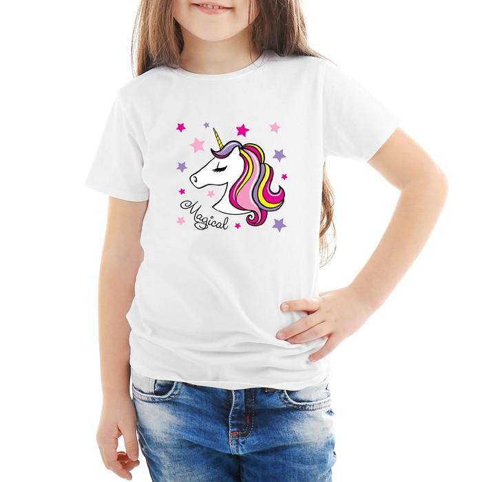 Термонаклейка для декорирования текстильных изделий детская Magical, 14 х 14 см
