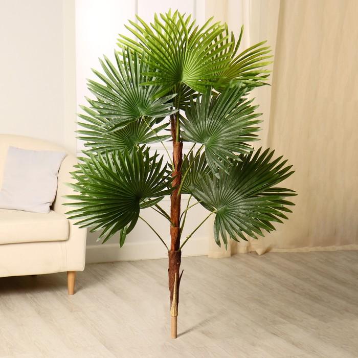 """Дерево искусственное """"Пальма ветвистая"""" 120 см"""