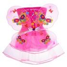 Карнавальный набор «Бабочка», 2 предмета: юбка и крылья - фото 105446084