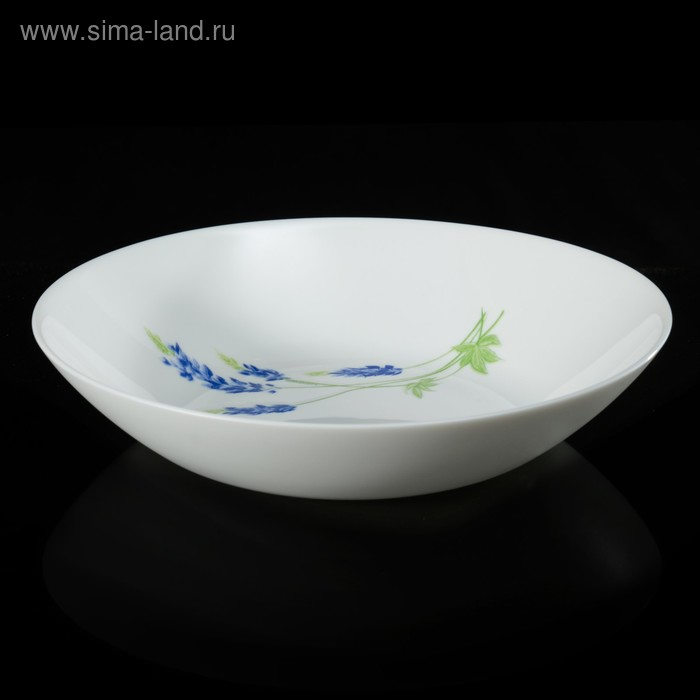 Тарелка суповая 20 см Diwali Seine blue, 600 мл