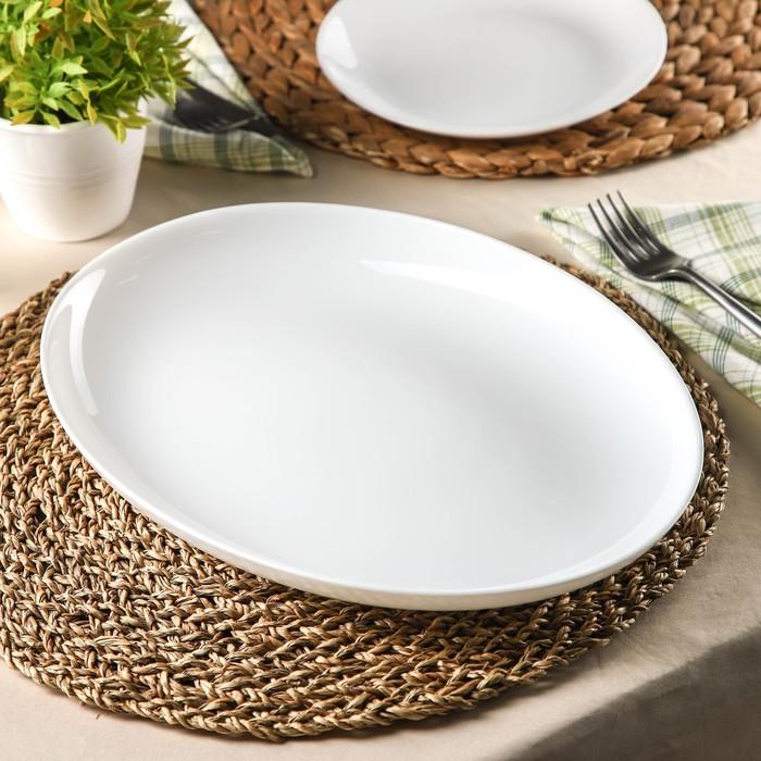 Блюдо овальное 33 см Diwali