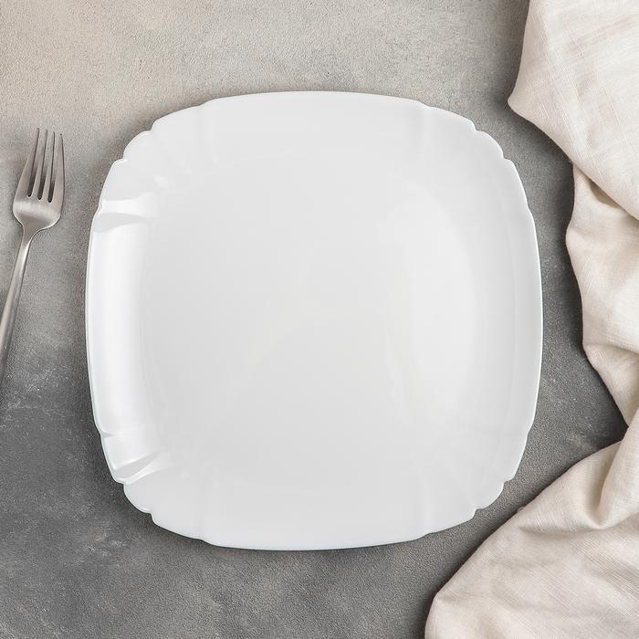 Тарелка обеденная 25,5 см Lotusia