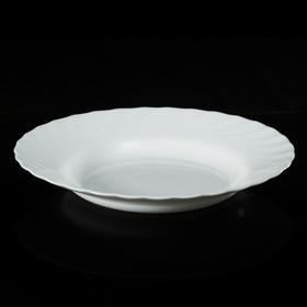 Тарелка суповая 23 см Trianon, 550 мл Ош