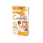 Воск для эпиляции лица ванильный Lady Caramel, 12 полосок + 2 салфетки после эпиляции