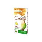 Воск для эпиляции тела зелёный чай Lady Caramel, 16 полосок + 4 салфетки после эпиляции