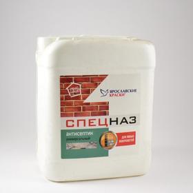 Антисептик СПЕЦНАЗ универсальный, канистра 5 кг