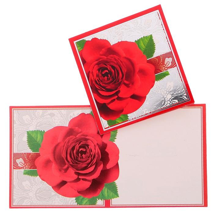 Позитив пятница, мини открытки розы