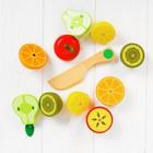 Набор продуктов в ящике «Сочные фрукты» - фото 105580215