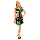 Комплект военного женский(джемпер,юбка)трикотаж 100п/э,р-р 88-96-164