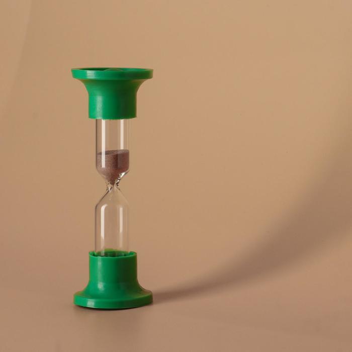 Часы песочные настольные на 3 минуты 49 секунд