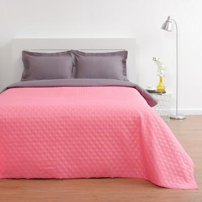 """Veil """"Ethel"""" 1.5 SP. Pink Lemonade 150х211 cm, mikrofayber, 60 g/m2"""